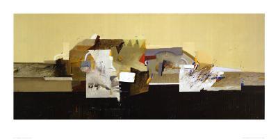 Colorfull Landscape-Theo Den Boon-Art Print