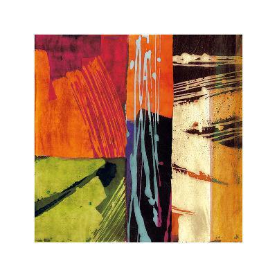 Colors II-Andy James-Giclee Print