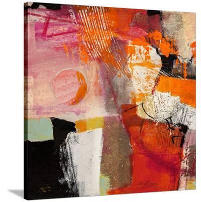 Colors of Summer I-Arthur Pima-Stretched Canvas Print