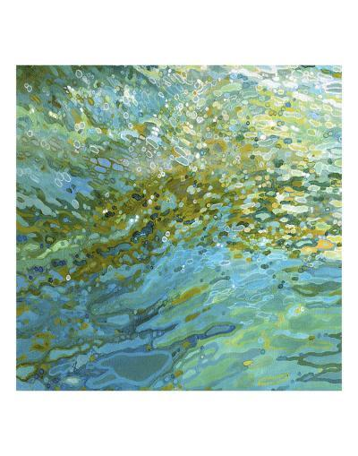 Colors of Tampa Bay-Margaret Juul-Art Print