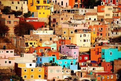 Colors on Hill-Nan Zhong-Photographic Print