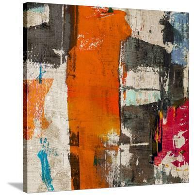 Colors Royale II-Anne Munson-Stretched Canvas Print