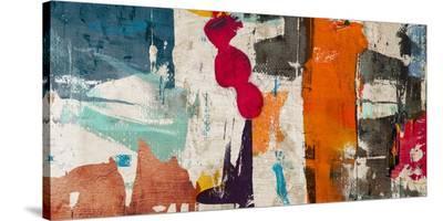Colors Royale-Anne Munson-Stretched Canvas Print