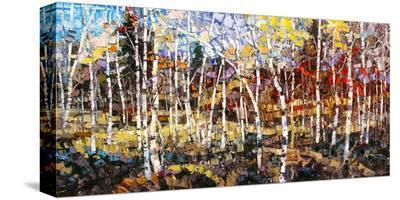 Colors-Robert Moore-Stretched Canvas Print