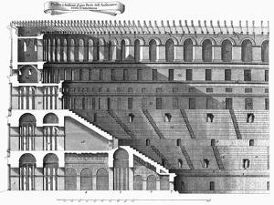 Colosseum: Cross-Section