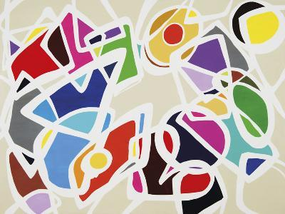 Colour Manifestation-Randy Engelberg-Giclee Print