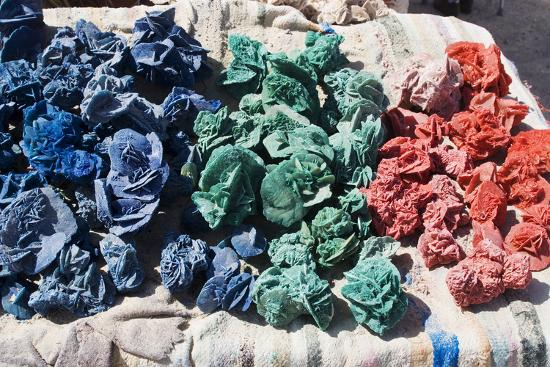 Coloured petrified sand-Natalie Tepper-Photo