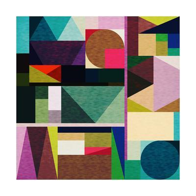 Colourful Day-Fimbis-Giclee Print