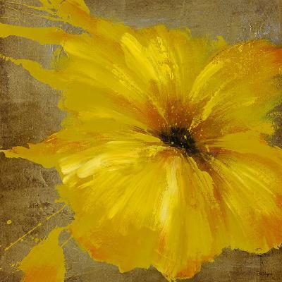Colourful Flowers I-Bridges-Art Print