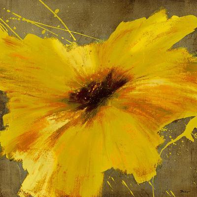Colourful Flowers II-Bridges-Art Print