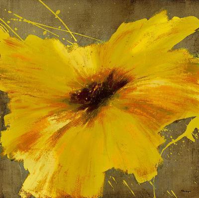 Colourful Flowers II-Bridges-Giclee Print
