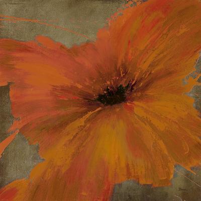 Colourful Flowers IV-Bridges-Art Print