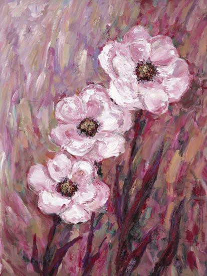 Colourful Flowers-James Zheng-Art Print