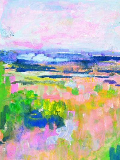 Colourful Land II-TA Marrison-Art Print