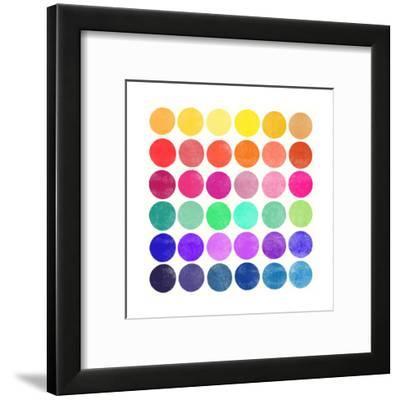 Colourplay 6-Garima Dhawan-Framed Giclee Print