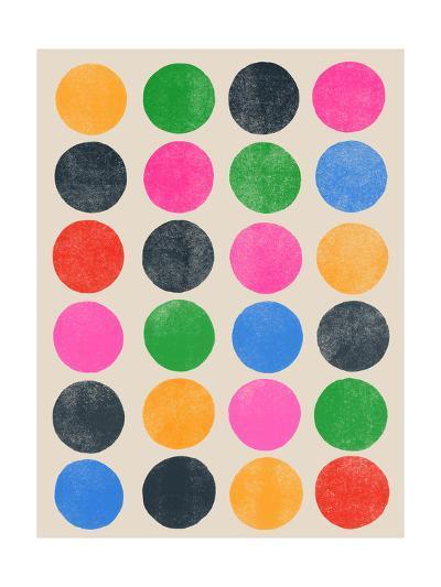 Colourplay III-Garima Dhawan-Art Print