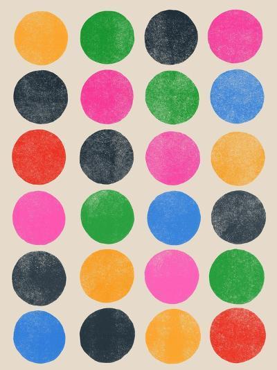 Colourplay III-Garima Dhawan-Giclee Print
