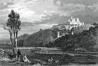 Coltsman's Castle, County Cork, C1800-1850-H Winkles-Giclee Print