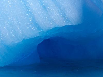 Columbia Glacier Iceberg, Columbia Bay, Prince William Sound, Alaska, USA-Hugh Rose-Photographic Print