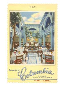 Columbia Restaurant, Tampa, Florida