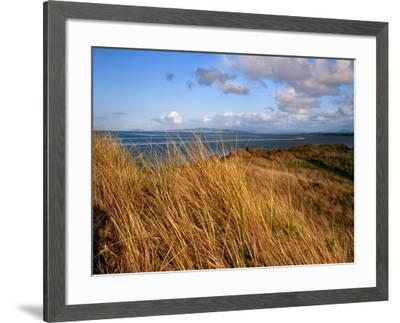 Columbia River from Clatsop Spit, Fort Stevens State Park, Oregon, USA--Framed Photographic Print