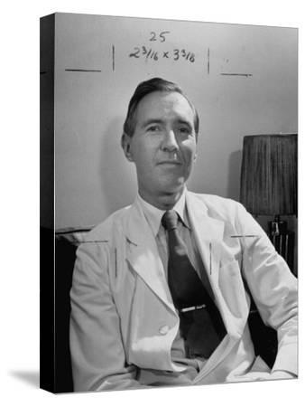 Columbia Univ. Prof. Jacques Barzun