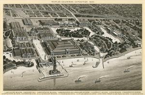 Columbian Exposition, 1893, Chicago, Illinois