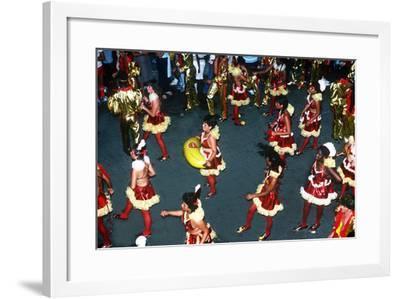 Columbus Day Festival, Limon, Costa Rica--Framed Photographic Print