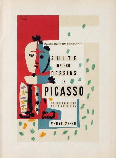 Com?die Humaine : Frontispice-Pablo Picasso-Premium Edition