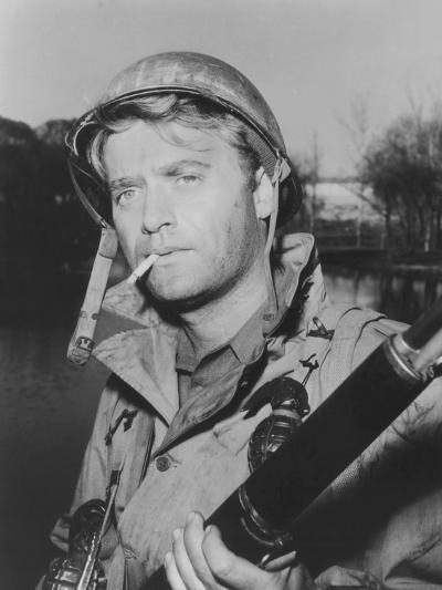 Combat!, Vic Morrow, 1962-1967--Photo