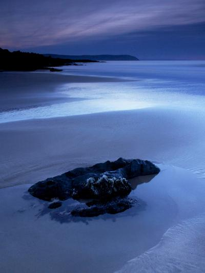 Combesgate Beach, Devon, England, United Kingdom, Europe-Jeremy Lightfoot-Photographic Print