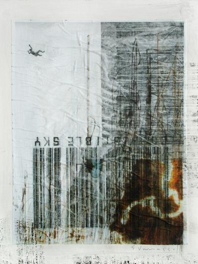 Combustible Sky-Enrico Varrasso-Art Print