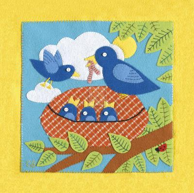 Come And Get It!-Clare Beaton-Art Print
