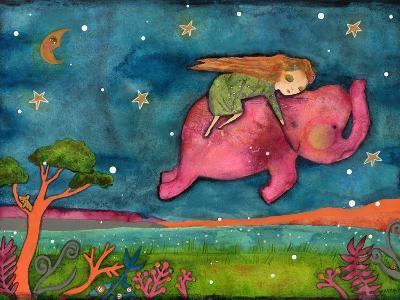 Come Dream with Me-Wyanne-Giclee Print