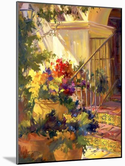 Come on In-Betty Carr-Mounted Art Print
