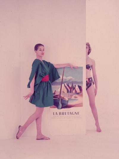 Come To Brittany-Chaloner Woods-Photographic Print