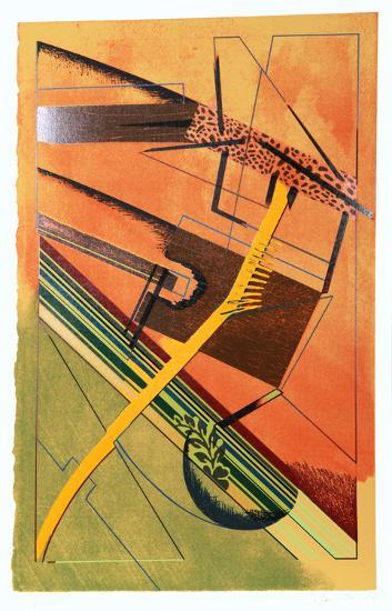 Come to the Light-William Schwedler-Serigraph