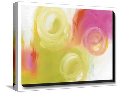 Come To The Light-Julie Hawkins-Stretched Canvas Print