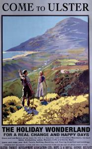 Come to Ulster, Ireland, 1936