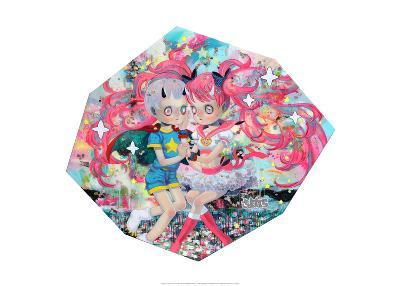 Come Together, Again and Again-Hikari Shimoda-Art Print