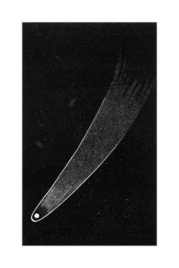 Comet of 1811, 19th Century Artwork-Science Photo Library-Giclee Print
