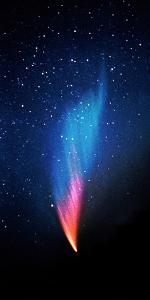 Comet (Photo Illustration)