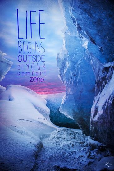Comfort Zone-Kimberly Glover-Giclee Print