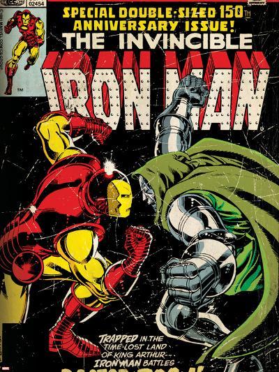 Comics - Marvel Comics Iron Man--Art Print