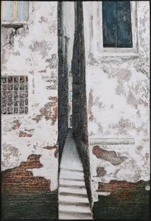Coming Home Hand Painted Art