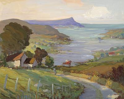 Coming Home-Hugh O'neill-Giclee Print