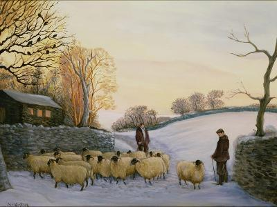 Coming Home-Margaret Loxton-Giclee Print