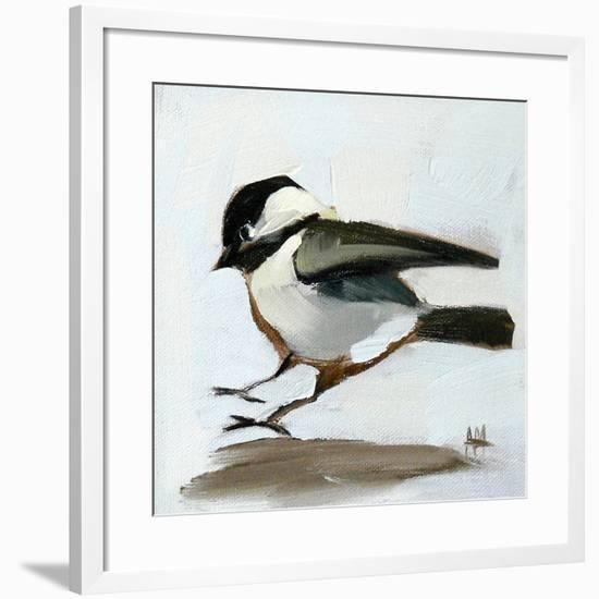 Coming In for a Landing-Angela Moulton-Framed Art Print