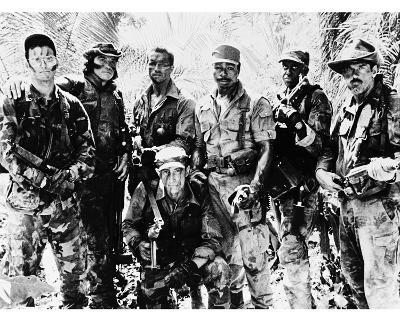 Commando--Photo