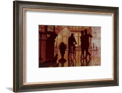 Comme Bon Nous Semble I-Denis Nolet-Framed Art Print